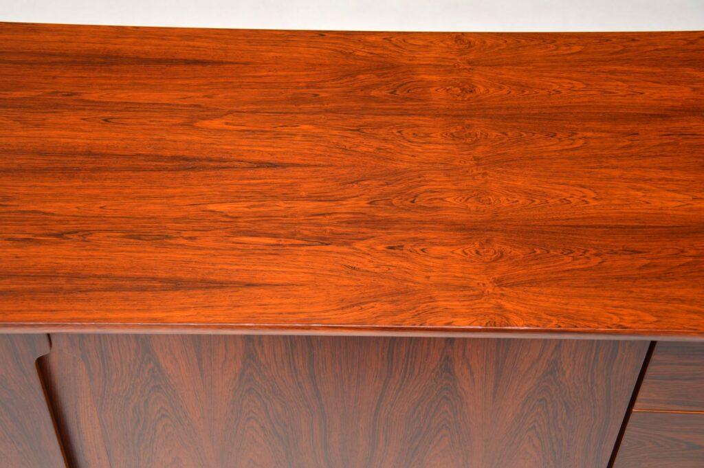 danish rosewood retro vintage sideboard fredericia