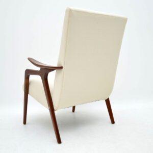 pair of vintage danish dutch armchairs cees braakman pastoe