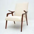 1960's Pair of Vintage Armchairs by Cees Braakman for Pastoe