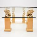 retro_vintage_french_brass_glass_maple_coffee_table_10