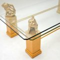 retro_vintage_french_brass_glass_maple_coffee_table_4