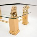 retro_vintage_french_brass_glass_maple_coffee_table_6