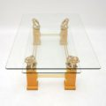 retro_vintage_french_brass_glass_maple_coffee_table_9