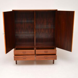 1960's Danish Rosewood Cabinet by Borge Mogensen for Breuer