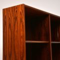1960's Danish Rosewood Bookcase by Poul Hundevad