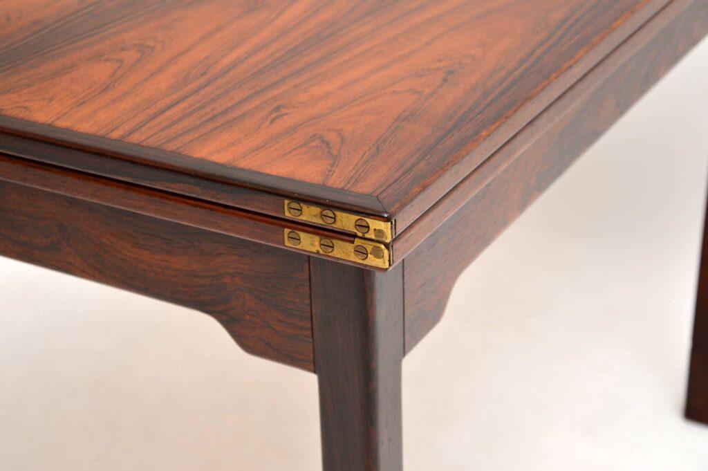 danish rosewood table