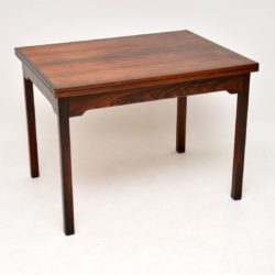 1960's Danish Rosewood Extending Coffee / Side Table