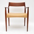 danish_teak_leather_armchair_carver_chair_arne_hovmand_olsen_2