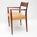 danish_teak_leather_armchair_carver_chair_arne_hovmand_olsen_3