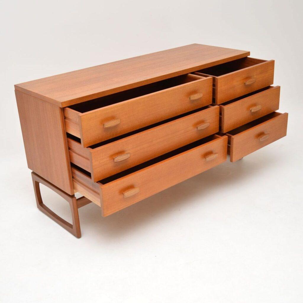 teak retro vintage sideboard g plan