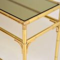 retro_vintage_brass_bamboo_console_table_5