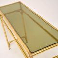 retro_vintage_brass_bamboo_console_table_9
