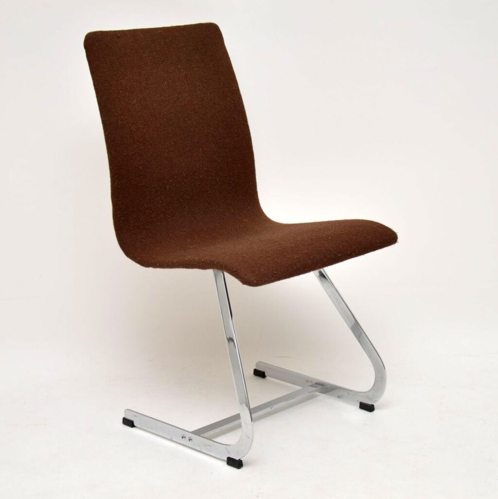 retro vintage merrow associates dining chairs