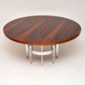 retro_vintage_rosewood_chrome_dining_table_merrow_associates_2