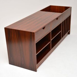 1960's Swedish Rosewood Extending Sideboard
