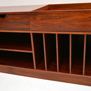 swedish danish rosewood vintage retro sideboard