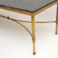vintage_retro_antique_brass_marble_coffee_table_4