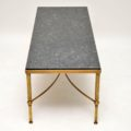 vintage_retro_antique_brass_marble_coffee_table_6