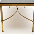 vintage_retro_antique_brass_marble_coffee_table_7