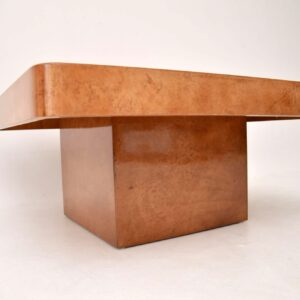 1970's Italian Vintage Coffee Table by Aldo Tura