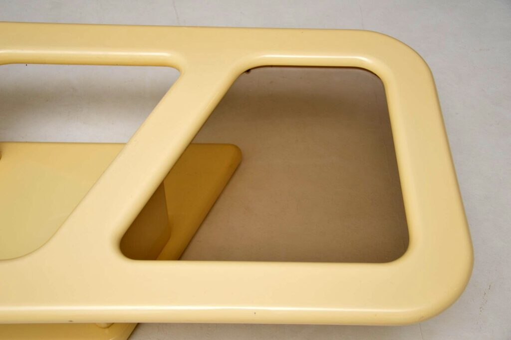 retro vintage coffee table