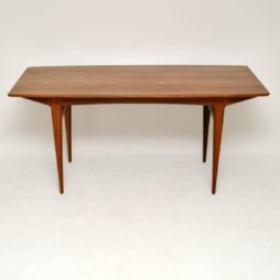 retro vintage danish dining table john herbert younger
