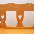 antique_vintage_retro_oak_elm_hall_chairs_bench_8