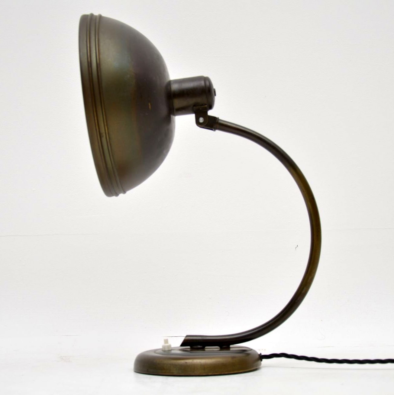vintage retro antique bauhaus table desk lamp