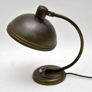 vintage retro antique bauhaus table desk lamp