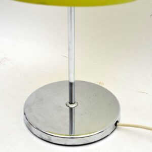 1970's Vintage Italian Table Lamp by Harvey Guzzini