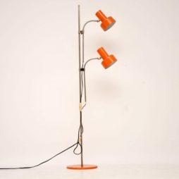 retro vintage midcentury floor lamp