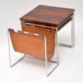 retro_vintage_rosewood_nest_of_tables_magazine_rack_brabantus_10