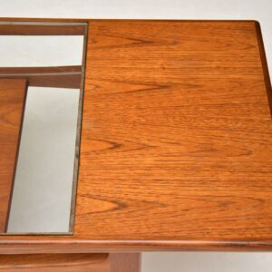 teak retro vintage coffee table by g- plan