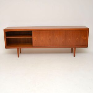 1960's Danish Teak Sideboard by HW Klein for Bramin