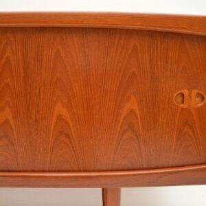 danish teak retro vintage sideboard by bramin