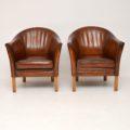 pair_danish_retro_vintage_leather_armchairs_mogens_hansen_2