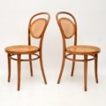 set_of_four_retro_vintage_antique_thonet_bentwood_dining_bistro_cafe_chairs_5