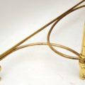 antique_vintage_retro_brass_glass_console_table_4