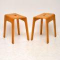 pair_of_swedish_bentwood_stools_peter_brandt_sweden_stacking_4
