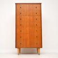 retro_vintage_walnut_tall_boy_chest_of_drawers_2