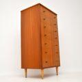 retro_vintage_walnut_tall_boy_chest_of_drawers_4