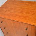 retro_vintage_walnut_tall_boy_chest_of_drawers_5
