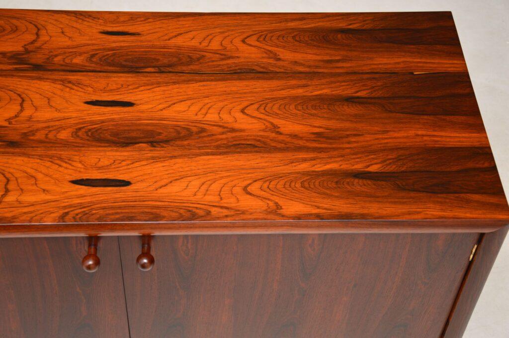 vintage retro danish rosewood sideboard gordon russell