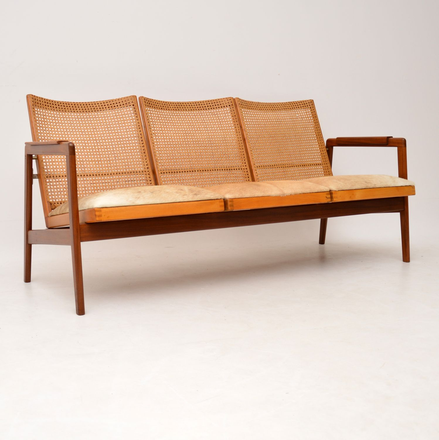 retro vintage cutch danish sofa by p. j muntendam