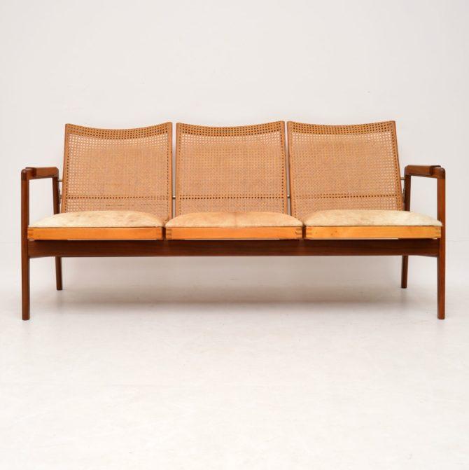 retro vintage cutch danish sofa by p. j muntendam
