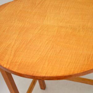1920's Art Deco Satin Wood Nest of Tables