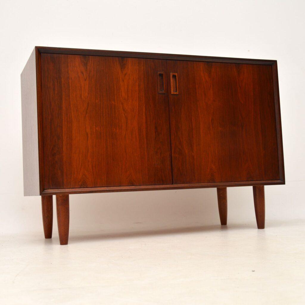 danish retro vintage sideboard cabinet
