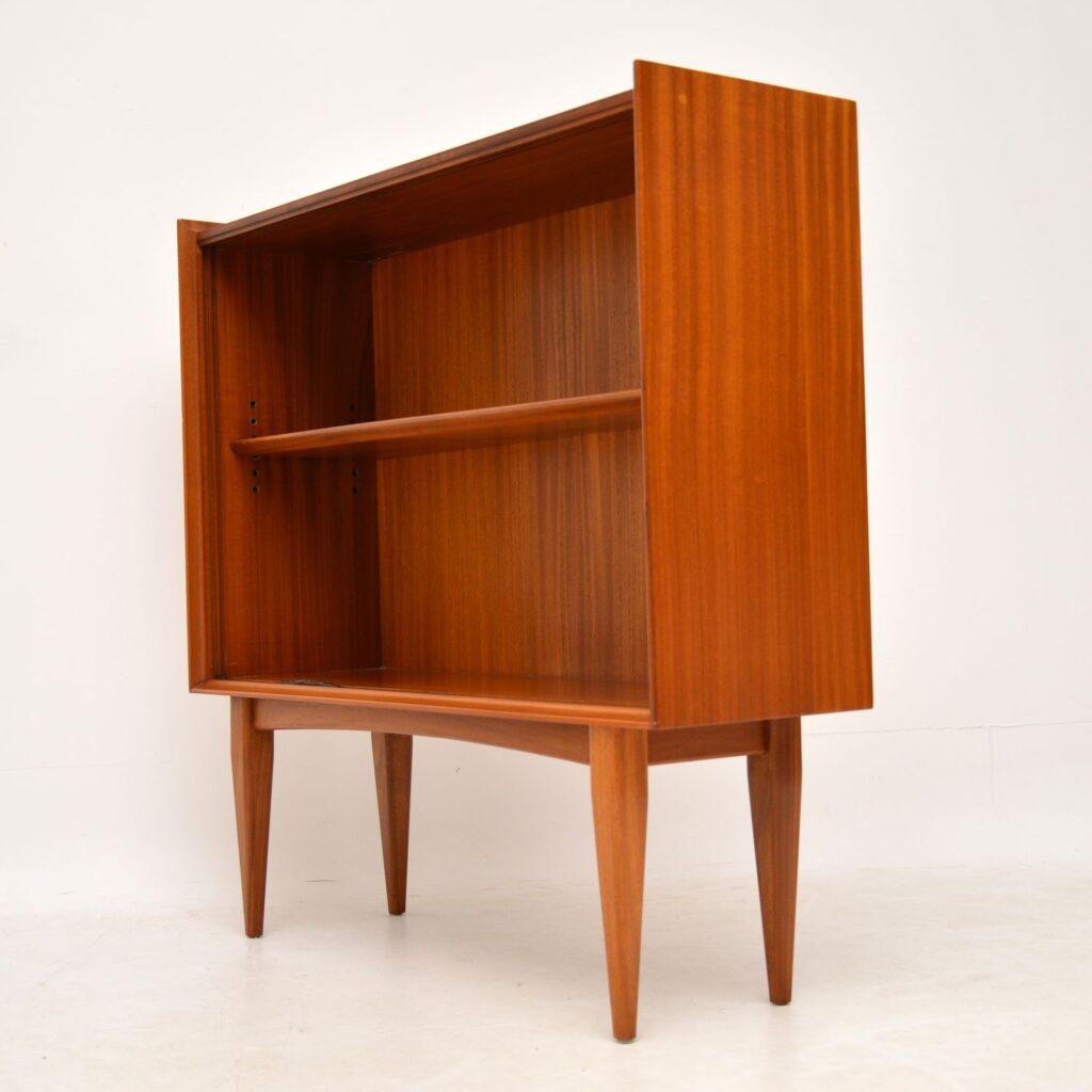 retro vintage open bookcase cabinet richard hornby
