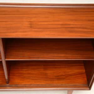 1960's Vintage Afromosia Bookcase by Richard Hornby