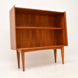 retro vintage open bookcase cabinet richard hornby